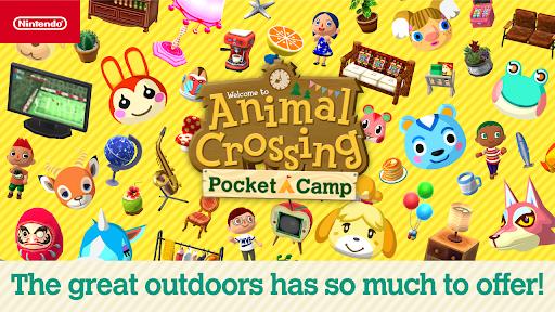 Animal Crossing: Pocket Camp 3.4.2 screenshots 1