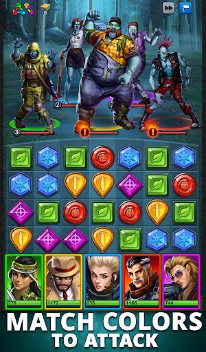 Puzzle Combat: Match-3 RPG 25.0.0 screenshots 15