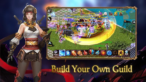 Conquer Online - MMORPG Action Game 1.0.8.0 screenshots 2