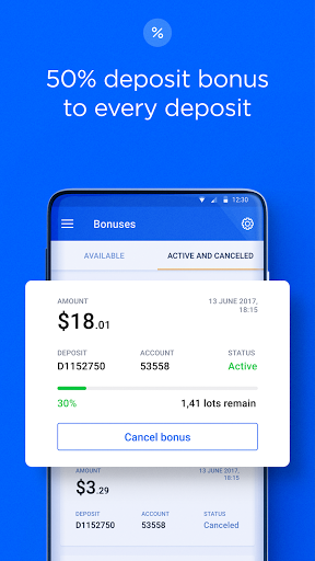 Octafx Trading App Apps On Google Play