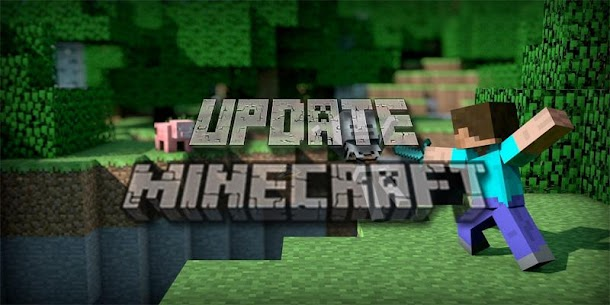 Update Minecraft-PE 2021 For Android 4