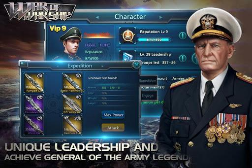 War of Warship screenshots 3