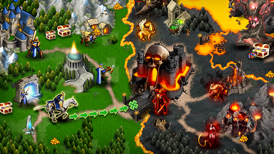 Heroes Magic Inferno: Strategy 2