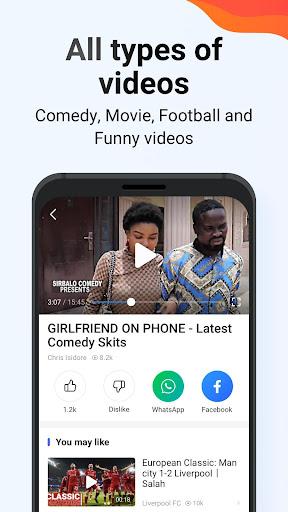 Phoenix Browser -Video Download, Private & Fast apktram screenshots 3