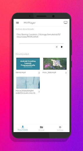 MV Player screenshot 5
