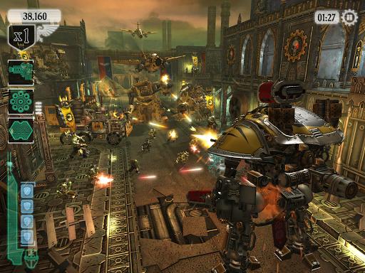 Warhammer 40,000: Freeblade screenshots 20