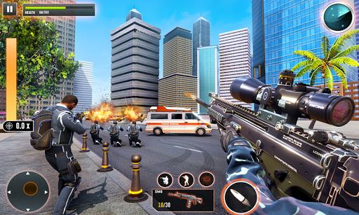 Mountain Sniper Shooter strike: FPS Shooting Games 2.6 screenshots 1