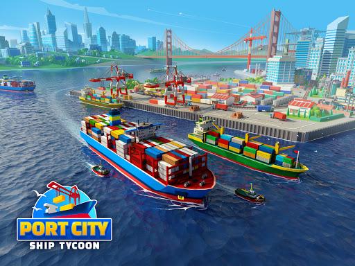Port City: Ship Tycoon  screenshots 1