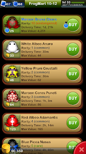 Pocket Frogs Screenshot