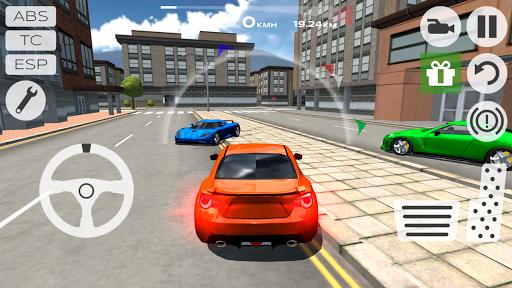 Multiplayer Driving Simulator 1.09 screenshots 14