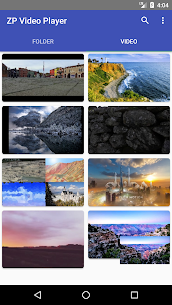 ZP Video Player Pro v1.12 [Paid] 1