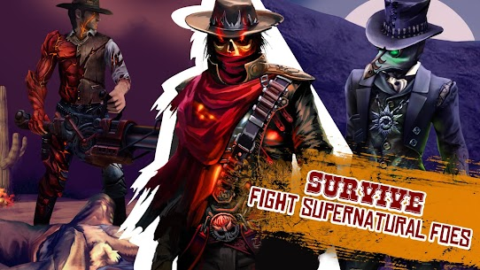 "Download Six-Guns: Gang Showdown action game ""Six Guns"" from Gameloft for Android + data 4"