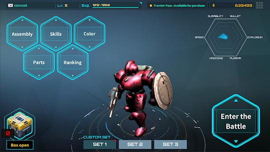 Armored Frontier Mod Apk (Unlimited Bullets + God Mode) 2