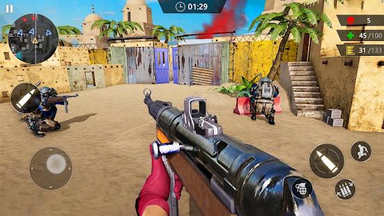 Gun Strike: Modern 3D FPS - Offline Shooting Game 2.0.7 screenshots 1