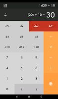 d20 Calculator