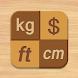 単位換算 - Androidアプリ