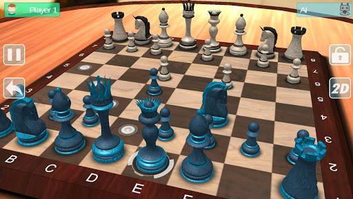 Chess Master 3D Free  screenshots 1