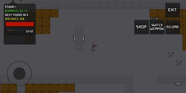 Pixel Zombie Survival 1