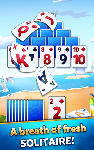 Solitaire Tripeaks Journey - 2022 Card Games  screenshots 1