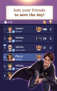Harry Potter: Puzzles & Spells Mod Android 5