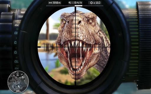 Monster Dino Attack FPS Sniper Shooter 2.0 screenshots 3
