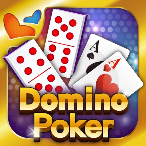 Domino : LUXY Domino & Poker - Gaple QiuQiu Remi