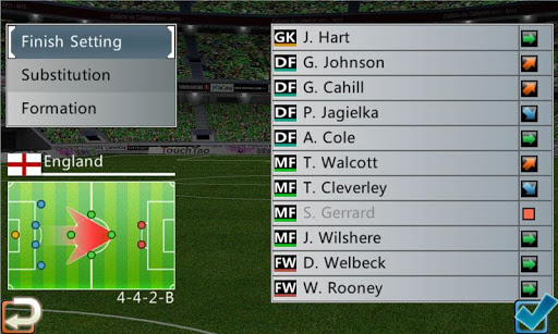 Winner Soccer Evolution  screenshots 5