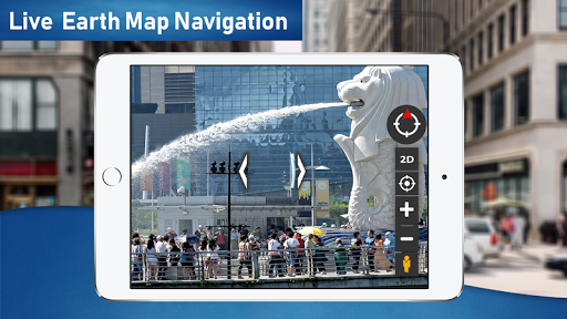 Street View Map HD: Satellite View & Earth Map 1.16 Screenshots 12