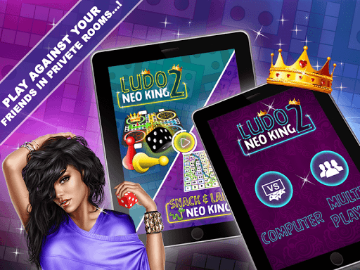 Ludo Neo King 2 apktram screenshots 2
