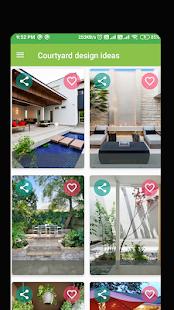 Courtyard Design Ideas 1.0 screenshots 2