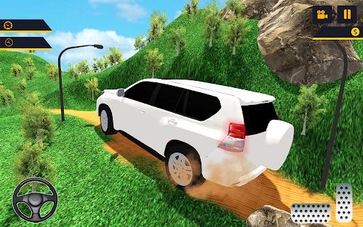 Real Prado Car Games 2020 : Cruiser Car Games 2021 android2mod screenshots 4