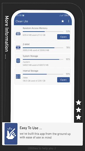 Repair system for Android: Phone Cleaner & Booster Apkfinish screenshots 2