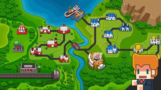 My Factory Tycoon - Idle Game screenshots 5