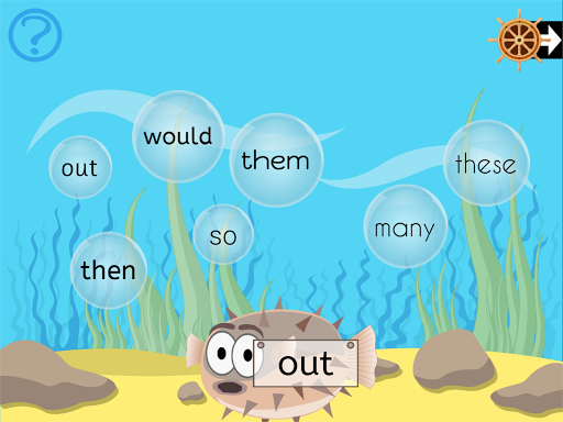 ParrotFish - Sight Words Reading Games painmod.com screenshots 11