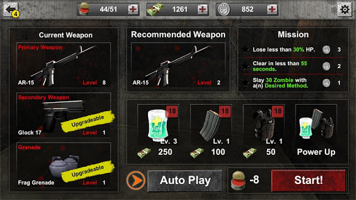 Zombie Hunter Frontier modavailable screenshots 6