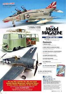 Tamiya Model Magazine Int.のおすすめ画像2