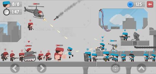 Clone Armies: Tactical Army Game 7.4.5 screenshots 2