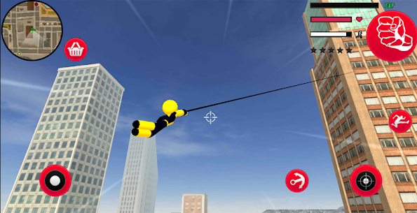 Mafia Spider Stickman Rope For Pc- Download And Install  (Windows 7, 8, 10 And Mac) 2
