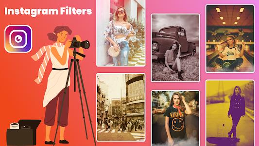 Camera Filters for Instagram - Lomograph 16.1.56