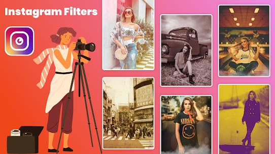 Camera Filters for Instagram – Lomograph 1