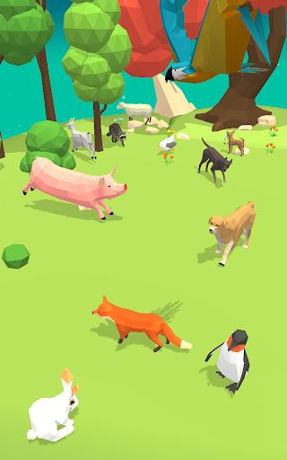 Merge Safari - Fantastic Animal Isle 1.0.90 screenshots 21