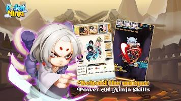 Pocket Ninja - Tales Of Leaf