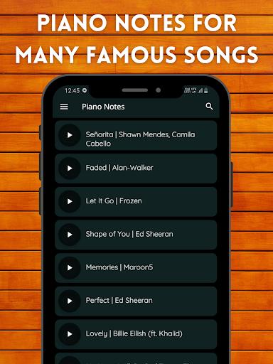 Play Piano: Piano Notes | Keyboard 2.3 screenshots 3