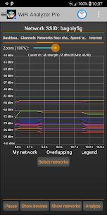 WiFi Analyzer Pro v3.1.8 Mod APK 3