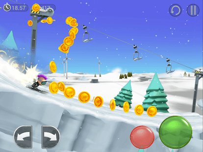 Snow Trial Screenshot
