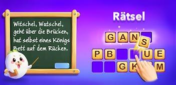 Word Riddles - Kostenlose Wortspiele Gehirntest kostenlos am PC spielen, so geht es!