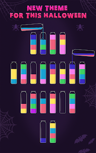 Water Sort Puz: Liquid Color Puzzle Sorting Game 9