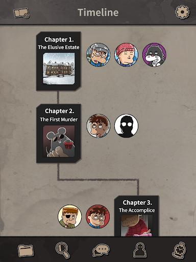 Murders on Budapest!: Visual Novel Detective Game 1.0.1 screenshots 14