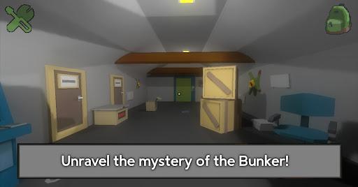 Bunker 2021 - Story Horror Game Apkfinish screenshots 5