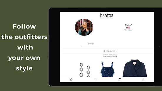 Bantoa: Outfit, Looks & Fashion trends